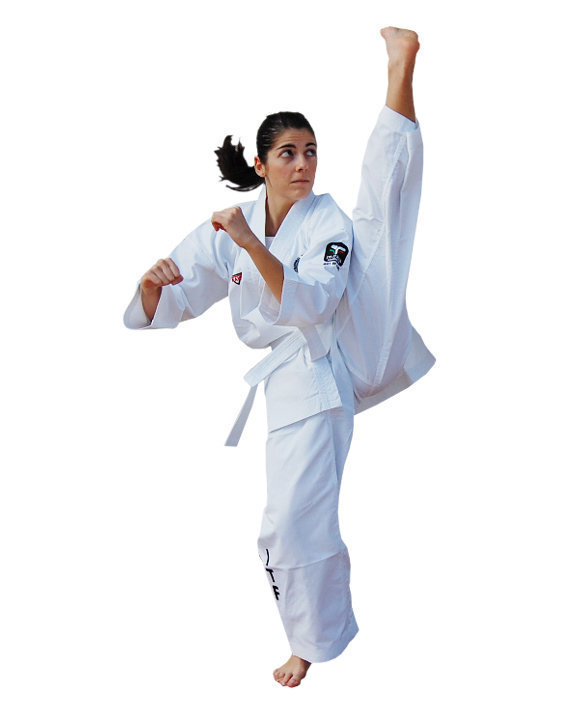 ITF Taekwondo puku Itaki - Kamppailija 70bcfd2336