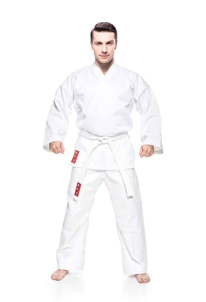 Karatepuku Kamon  Kihon  - Kamppailija f19a376f85