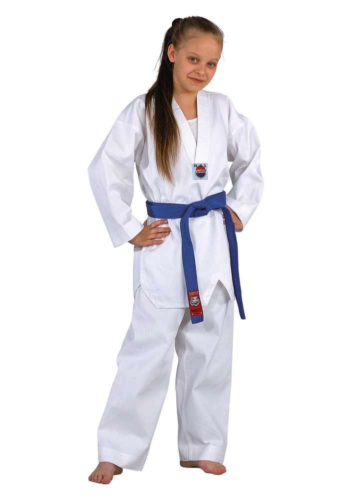 WTF Taekwondo puku aloittelijalle - Kamppailija 511700160a