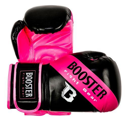 Nyrkkeilyhanskat Booster BT pinkraita 63d56be91a