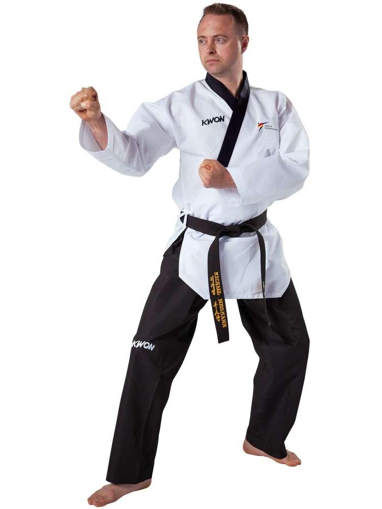 WT Taekwondo puku Kwon Poomsae grand men - Kamppailija 10c6b92fa9