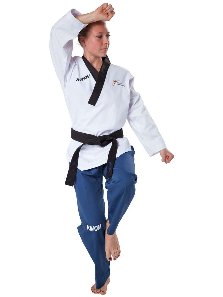 WT Taekwondo puku Kwon Poomsae grand women - Kamppailija 1b36946c65